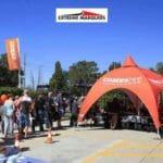 Coates event tent