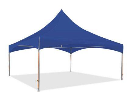 6x6m pavilion blue