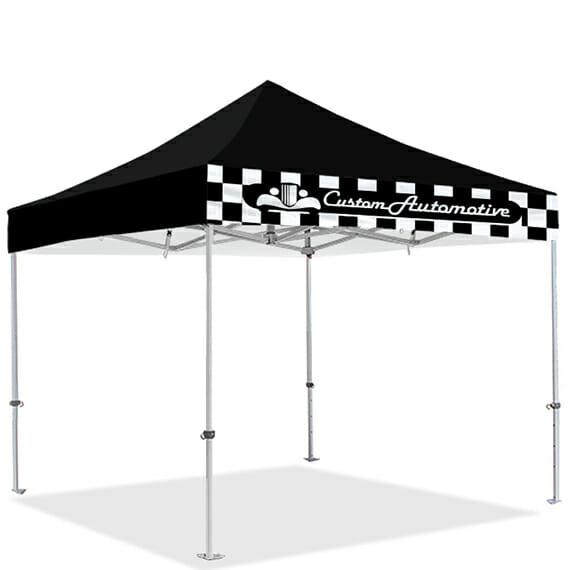 Custom Printed Canopy, Marquees, Gazebos & Pop Up Tents