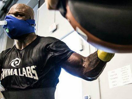 altitude training boxing